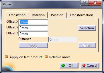 Translating components