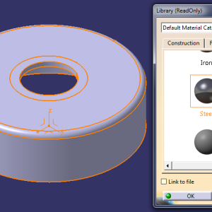First steps in CATIA General Structural Analysis – beginner tutorial