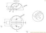 CATIA V5 Video tutorial #2 – Sketch, Pad, Pocket, Pattern