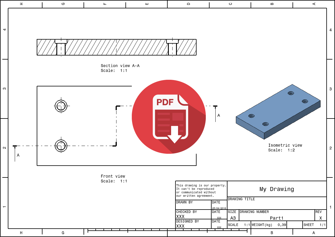 Gun metal valve of check valve design in catia v5 _ advanced catia.